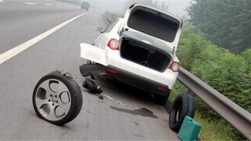 夏天行车如何避免爆胎?修车师傅表示:这样做就不用担心爆胎了