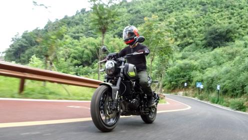 贝纳利幼狮250,骑士网摩托车评测