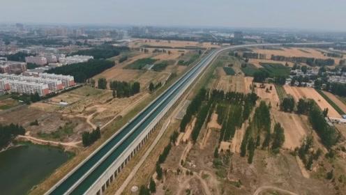 中国总投资4860亿的南水北调工程,到底多厉害,没见过的快看