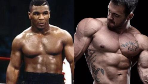 拳击手如何增加肌肉?看完训练全过程,网友:不服不行啊!