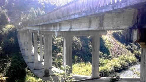 """中国最""""奇怪""""的桥,设计师仅初中毕业,网友:这桥怎么倒过来了"""