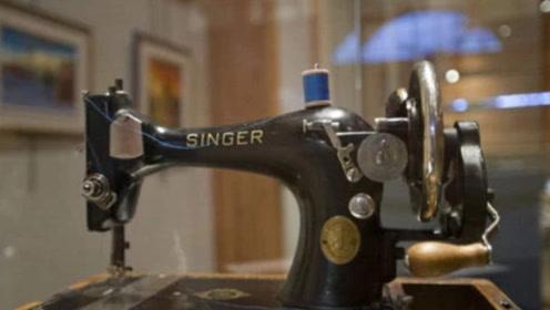 30年前的老式缝纫机,今价值4千元,你家里还有吗?