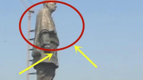 """印度为英雄建雕像,只因背后写着""""中国制造"""",竟集体要求拆除!"""