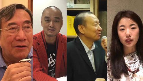 热热闹闹的上海书展,闪闪发光的名家金句,明年见!
