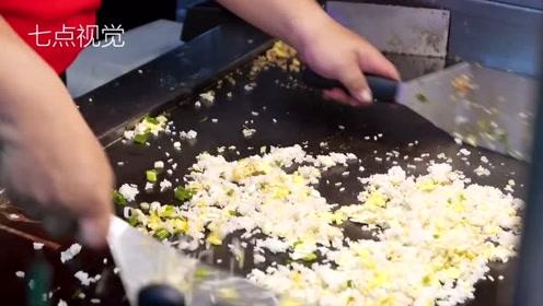 蛋炒饭家常做法,简单几个步骤,炒出来颗粒分明,请收藏