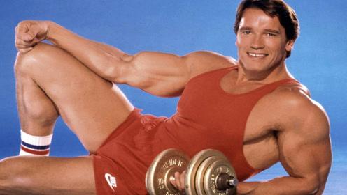 施瓦辛格热血健身视频,当年那么拼命,才有了现在健美大神!