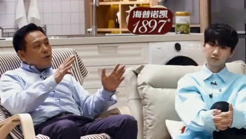 魏大勋上初二胖到两百多斤,魏爸首说出原因,网友:贫穷限制了我