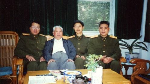 全军年长将军辞世,37岁任副司令员,一生传奇落幕