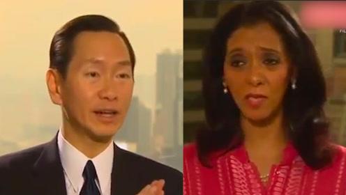 """干的漂亮!香港爱国议员舌战BBC""""挖坑""""记者,全程高能"""