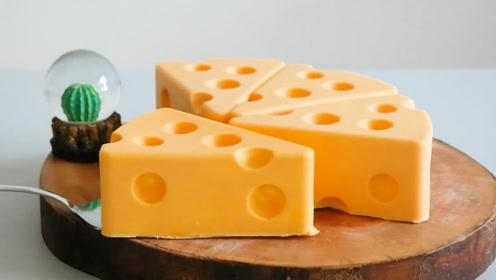 """""""猫和老鼠""""中杰瑞最爱的奶酪,做法非常简单!"""