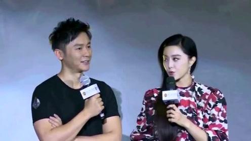 李晨辟谣妈妈曝范冰冰人品传闻:家人没接受过采访