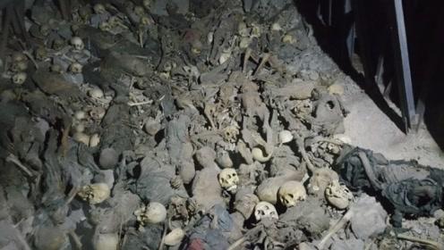 山西挖出14个万人坑,几十万白骨堆积成山,矛头直指日本人!