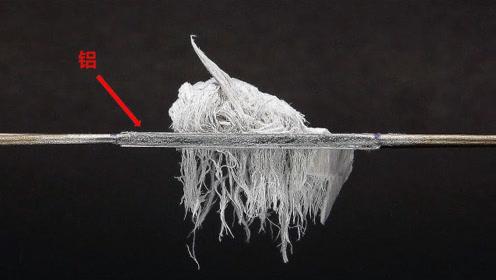 当水银接触到铝板时,为什么会有这种反应?看完你就明白了!