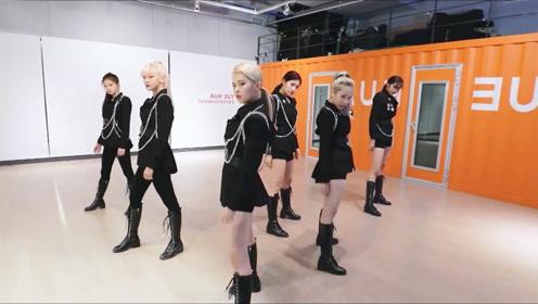 EVERGLOW-Cover NCTU《BOSS》,高帅A爆