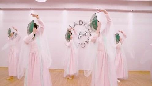 青岛Lady.S舞蹈古典舞编舞《流光记》——中舞网APP精选