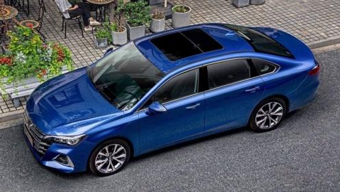 A级车价格,B级车的品质,10.88万里子面子全有了!