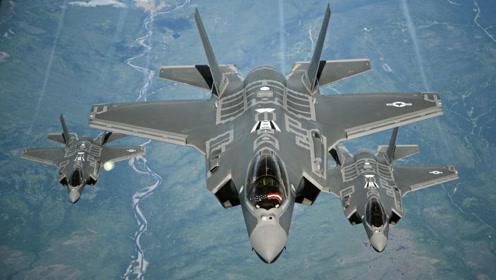 """家门口搞动作,驻韩美军将换装F35,220只""""魔爪""""即将形成"""