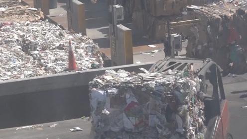 中美互征新一轮关税 美废品出口受严重影响