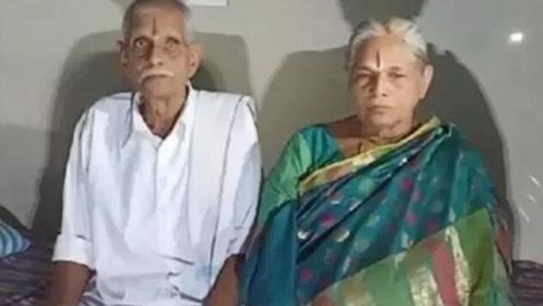 印度74岁老奶奶结婚57年后怀孕当妈 顺利生下一对双胞胎