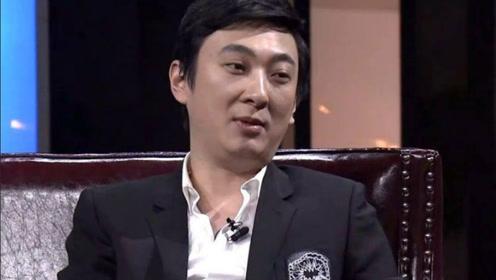 王思聪接受采访,坦言自己父亲没文化,主持人都替他捏把汗!