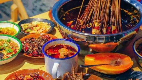 """中国""""吃货最多""""的城市,餐馆数量全国第一,是你的家乡吗?"""