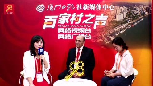 华南美国商会哈利会长:中国经济发展对世界人民来说具有重要意义