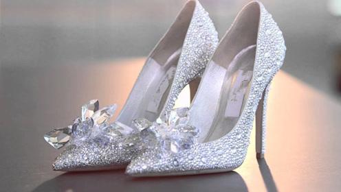 """世界上最贵的""""钻石""""高跟鞋,价值10辆兰博基尼,贫穷限制想象"""