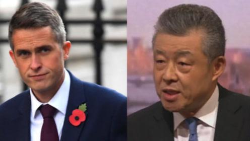 英航母计划巡航南海?中国驻英大使警告英国勿被人当枪使 !
