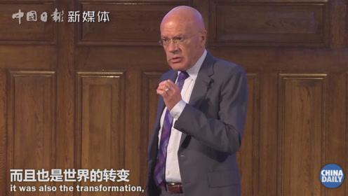 这些传播量一亿次的演讲,告诉你一个真实的中国