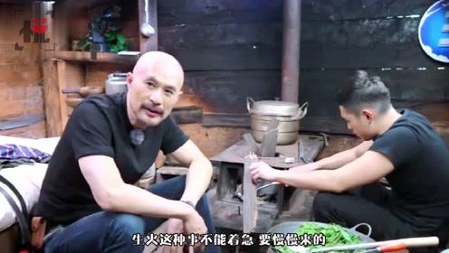 徐锦江参加真人秀节目,用实际行动捧红了自己的儿子!