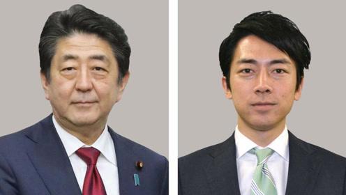 安倍改组内阁:小泉进次郎首次入阁 19名阁僚中有17人被更换