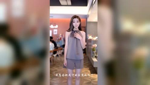 小清新女生一首《绿色》唱的太甜太美了,好喜欢她!