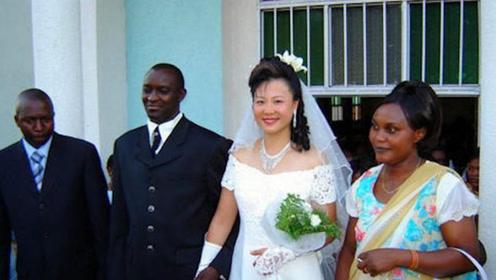 非洲大叔来我国看女儿,回国后赞叹:幸好我女儿嫁到了中国!