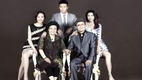 胡军父亲去世,是国家一级演员,曾登上春晚舞台