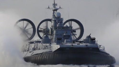 中国引进野牛气垫船,4小时跨越海峡,为什么只造2艘就紧急停产