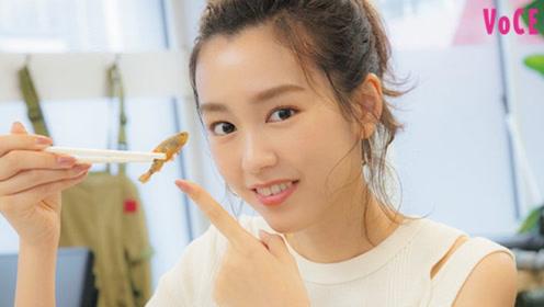 桐谷美玲拍摄杂志内页 去钓鱼cafe寻找乐趣