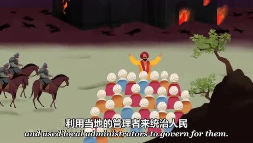 蒙古帝国的崛起与衰落