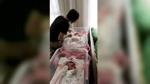 小姨抢了双胞胎的母乳就喝,网友:我自己都下不了口