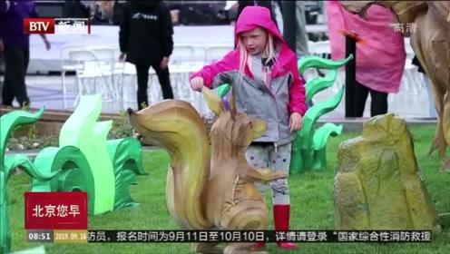 温哥华白石镇中秋日举办海滨月亮节