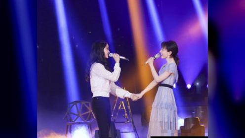 吴昕欧阳娜娜同台合唱,被吴昕惊艳到了,是隐藏实力的歌手吗