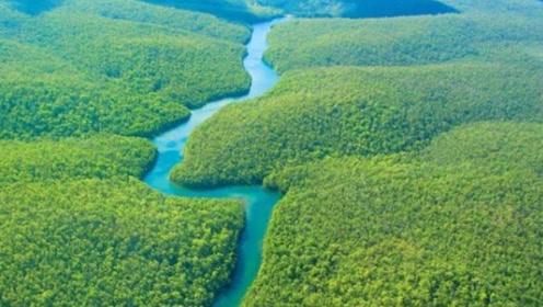 这条河比长江还大,水量是黄河的7倍,名字却很少被人提起