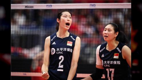 女排世界杯前3轮榜单 朱婷扣球第一丁霞发球第一龚翔宇防守第7