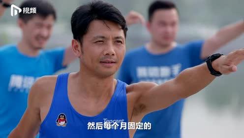 程序员跑步达人,已经捐出了1800多万步,还是腾讯急救队队长