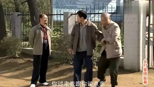 谢广坤去了一趟上海,回来说话都带着口音,刘能懵了:你咋的了?