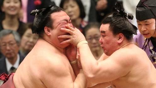 相扑选手饭量是常人七倍,睡觉需戴氧气罩呼吸,日常生活太心酸!