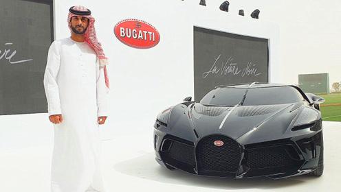 迪拜王子花5000万订购大玩具,走近一看才体会到啥叫土豪