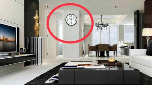 家中这2个地方,切记不能挂钟表!不是迷信,挂错现在换还来得及