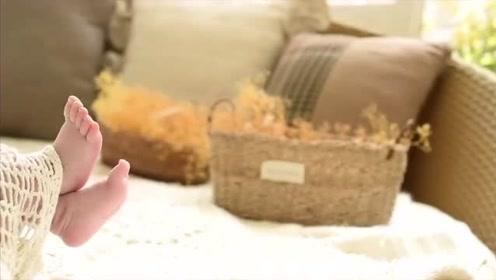 小宝宝艺术照预告片,每一个画面都能把心萌化,太可爱了!