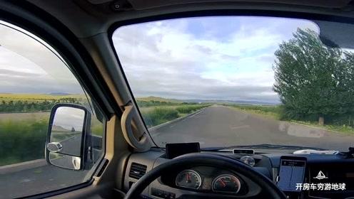 内蒙古究竟有多大?小哥赶路1500公里,居然还在内蒙古境内!
