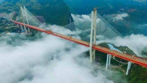 中国四川的超级工程,建在两千米高空之上,创下多项世界纪录?